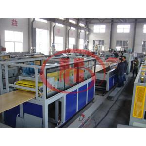 Plastic PVC Door Extrusion Line WPC Door Making Machine Wood Plastic Machine Manufacturer