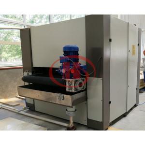WPC door sanding machine Sander machine China WPC door Making Machine Manufacturer