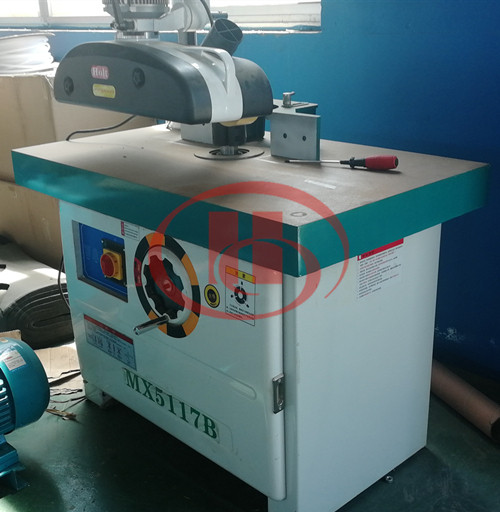 WPC door edge milling machine