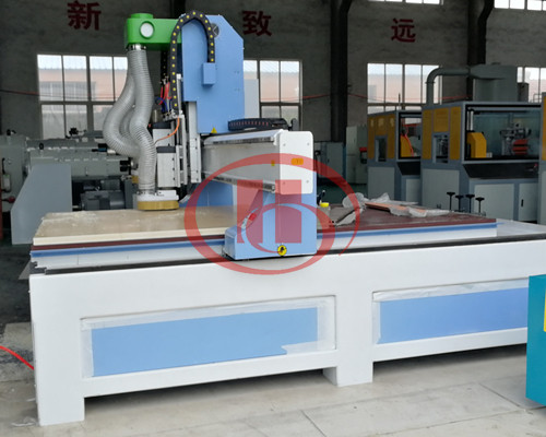 WPC door engraving machine