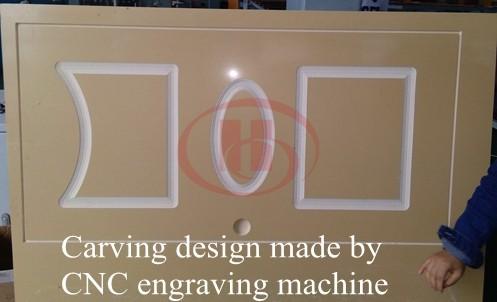 WPC door Carving design