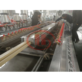 Agent needed for india market for wood plastic wpc machine