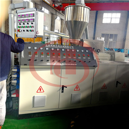 WPC+LVL solid door frame making machine