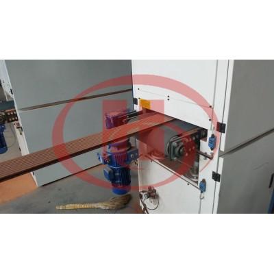 HG-400 WPC decking sanding machine sander