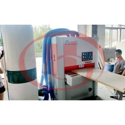 HG-1300 WPC board sanding machine