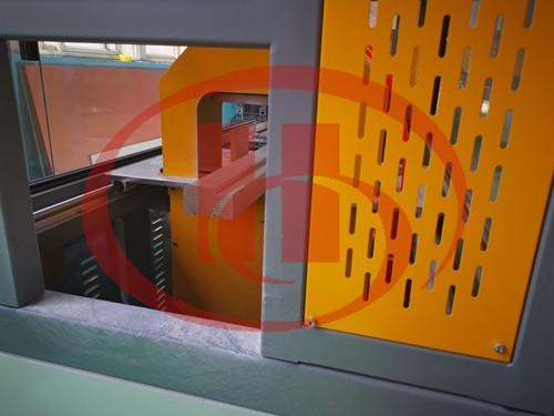 WPC solid door frame machine