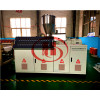 Machine d'extrusion en plastique en bois WPC