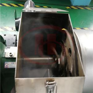 Machine de granulation WPC composite en plastique de bois