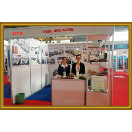 VietnamPlas exhibition by 03-06th October 2019 for WPC machine and molds