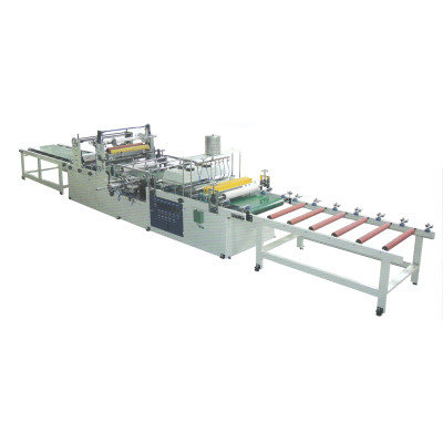WPC door board hot stamping machine