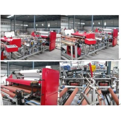 WPC board hot stamping machine