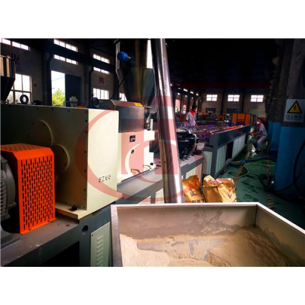 PVC WPC door frame extrusion machine WPC profile making machine