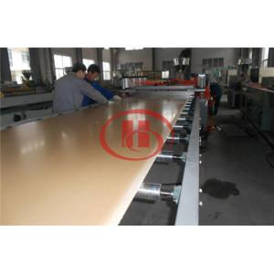 WPC crust foam board making machine Wood Plastic WPC board Making Machine Manufacturer
