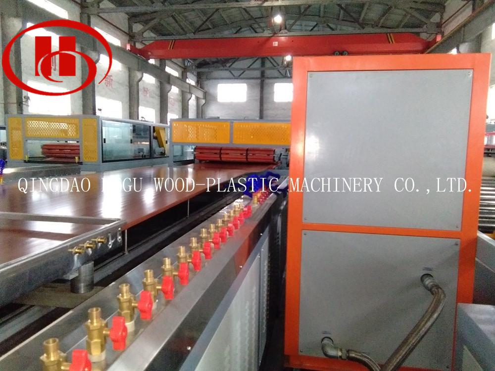 wpc panel machine