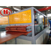 PP PE WPC sheet making machine/WPC solid board production line/WPC panel extrusion machine