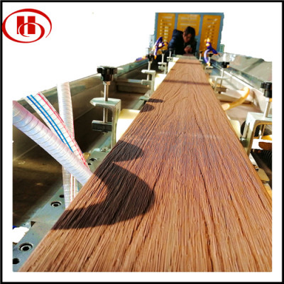 Wood Plastic machine WPC machine Plastic lumber making machine