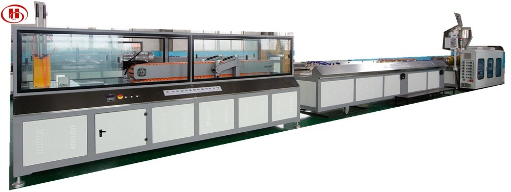 WPC wall panel extrusion machine