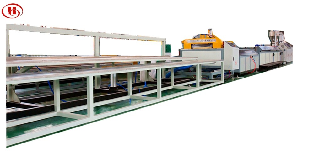 600mm WPC wall panel production line