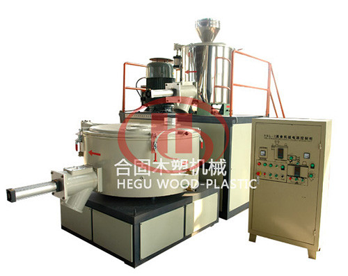 WPC material mixing machine