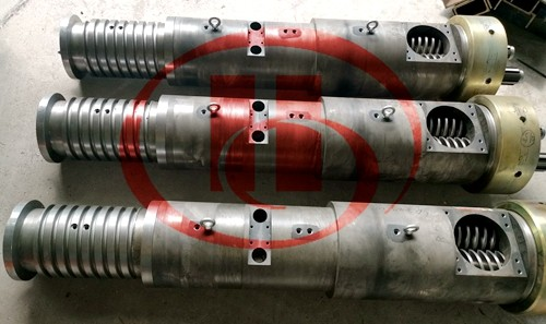 SKD barrel specially for WPC production