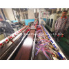 Wood Plastic WPC decking extrusion machine