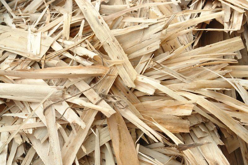 Wood wastage