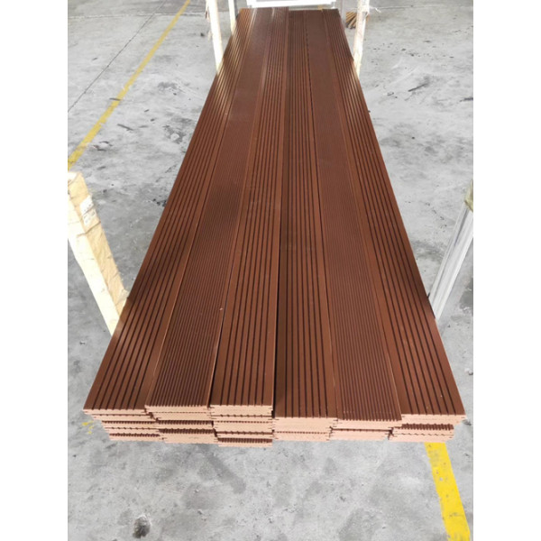 3000kg daily Wood Plastic Composite WPC Machine by using recycled PP/PE plastic