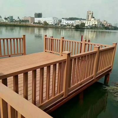 WPC handrail profile mold