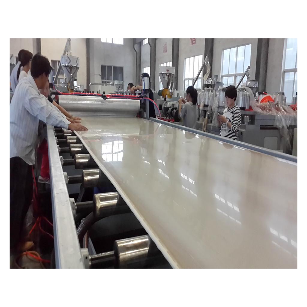 wpc board machine