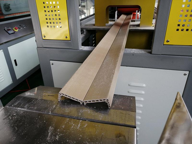 PVC WPC door frame cutter