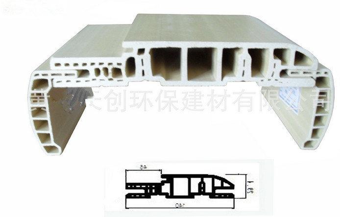 B type PVC WPC door frame
