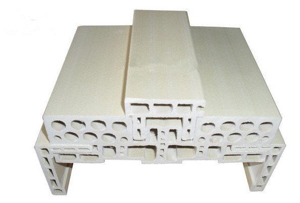 K type PVC WPC door frame