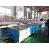 Wood plastic door panel extrusion machine turnkey project for PVC WPC doors