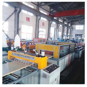 SJMS92/188 PVC WPC door extrusion machine WPC door making machine Turnkey production line