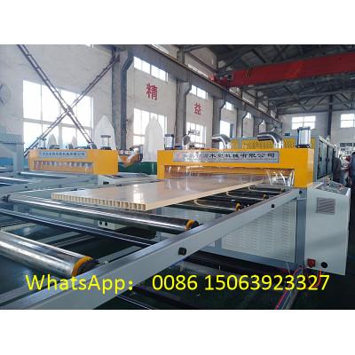 wpc door panel making machine price / wpc door extrusion line
