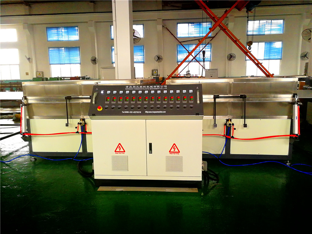 PP hollow sheet heating oven
