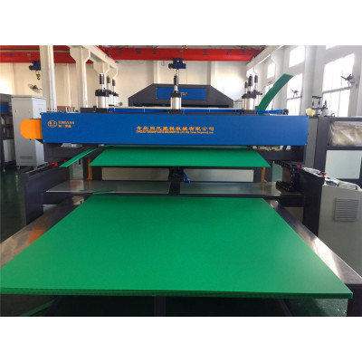 Turnkey PP Plastic Packing Box Making Machine with CE Certificate