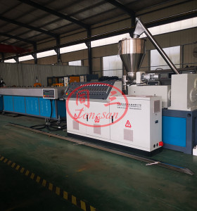 16-50mm High Speed Double Cavity Plastic PVC Pipe Production Machine