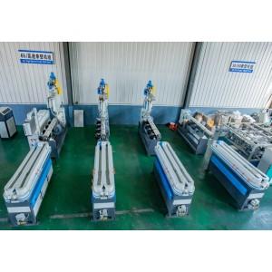 Machine à tuyaux ondulés à grande vitesse de 20 à 30 m/min