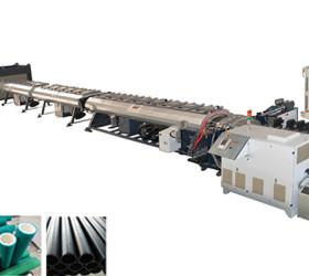 16-63mm PE PPR pipe making machine for make water pipe Plastic Pipe Machine Manufacturer