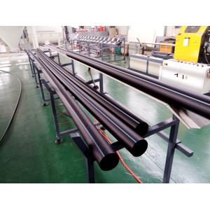 75-250mm Water Supplying HDPE Tube production machine PE Plastic Pipe Making Machine Manufacturer