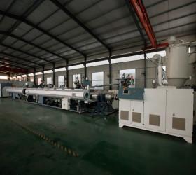 20-110mm Water Supplying Plastic HDPE Pipe Extrusion Machine Plastic Pipe Machine Manufacturer