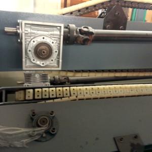 Экструзионная линия для производства труб из ПНД