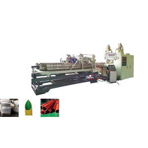110-300mm  HDPE Plastic DWC Double Wall Corrugated Drain Pipe Manufacturing Machine