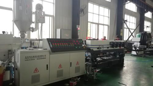 40-110mm Nylon PA Carton ondulé Machine à fabriquer
