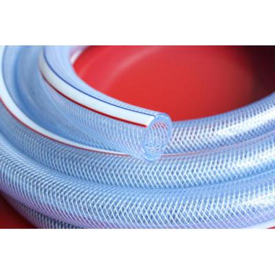 Pvc Fiber Reinforced Soft Pipe Hose Extrusion Machine Line for garden hose PVC pipe machine