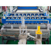 1220mm Plastic PP hollow Construction Formwork Building Template Board Making Machine by recycled PP material