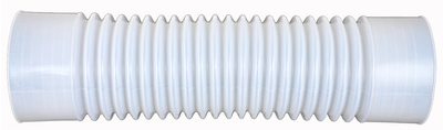 Compromise Joint Plastic Single Wall Corrugated Pipe