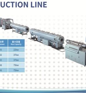 Large Diameter 315-500mm PVC Water Pipe Production Machine Line Plastic Pipe Machine