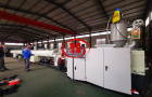 16-63mm Water supplying  Plastic PE pipe making extruder machine from Mangolia